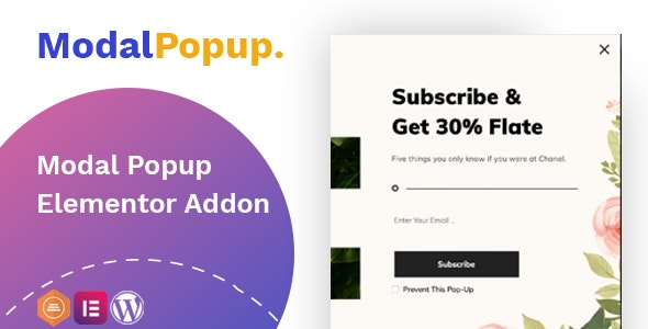 Download Modal Popup box v1.0 - Elementor Addon Free / Nulled