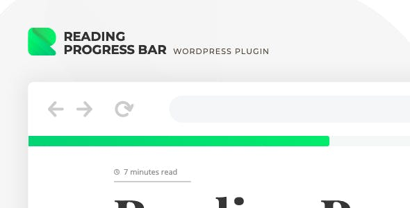 Download ReBar v2.0.1 - Reading Progress Bar for WordPress Website Free / Nulled