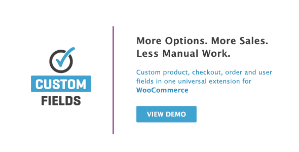 Download WooCommerce v2.3.3 - Custom Fields Free / Nulled