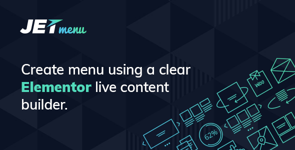 Download JetMenu  v2.0.3 - Mega Menu for Elementor Page Builder Free / Nulled