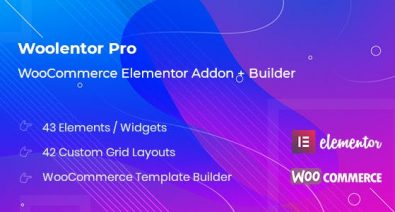 Download WooLentor Pro v1.3.7 - WooCommerce Elementor Addons Free / Nulled