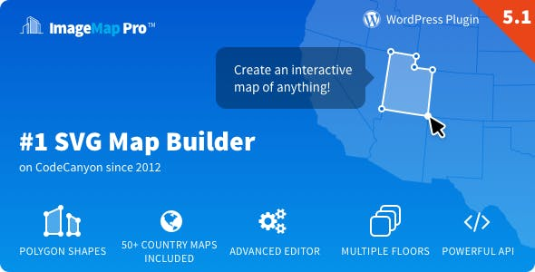 Download Image Map Pro v5.4.0 - for WordPress Free / Nulled