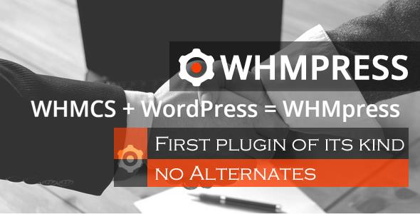 Download WHMpress v5.4 - WHMCS WordPress Integration Plugin Free / Nulled
