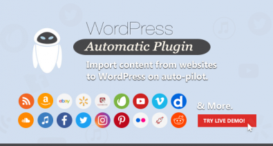 Download Wordpress Automatic Plugin v3.47.0 - WP Plugin Free / Nulled