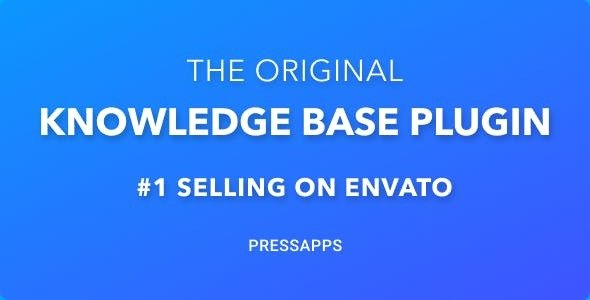 Download Knowledge Base v4.2.1 - Helpdesk | Wiki WordPress Plugin Free / Nulled