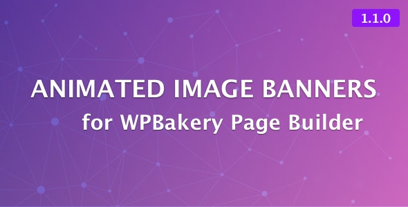 Download Animated Image Banners v1.1.0 - for WPBakery Page Builder Free / Nulled