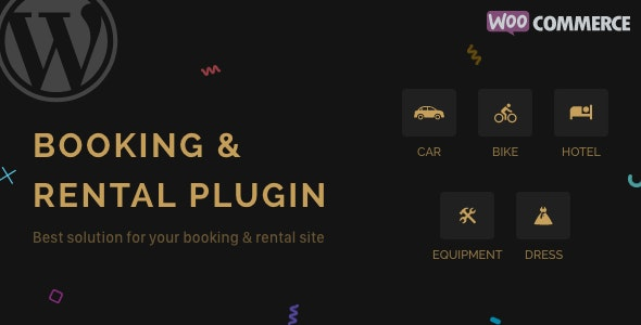 Download RnB v10.0.1 - WooCommerce Rental & Bookings System Free / Nulled