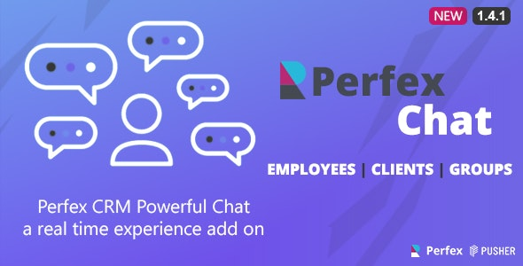 Download Perfex CRM Chat v1.4.0 - Nulled Free / Nulled