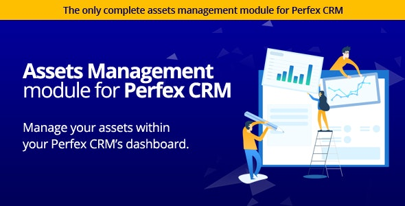 Download Assets Management module for Perfex CRM v1.0a - Nulled Free / Nulled