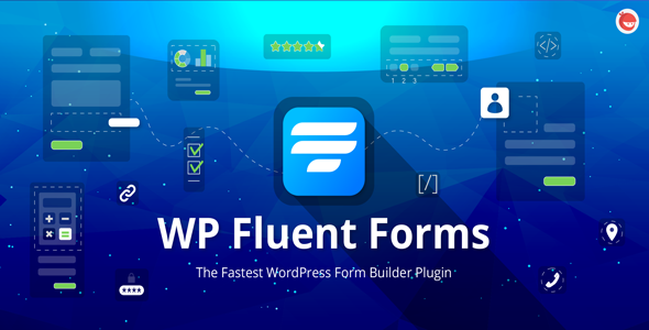 Download WP Fluent Forms v3.5.5 - Pro Add-On Free / Nulled