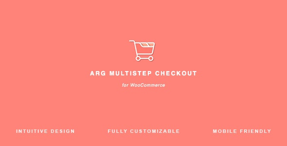 Download ARG Multistep Checkout for WooCommerce v4.0.2 - WooCommerce plugin Free / Nulled