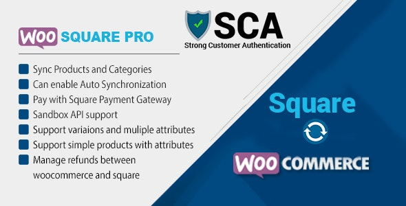 Download WooSquare Pro v6.8 - Square For WooCommerce Free / Nulled
