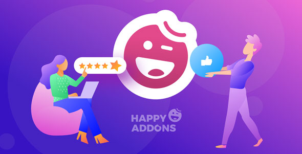 Download Happy Elementor Addons Pro v1.6.1 - WP Plugin Free / Nulled