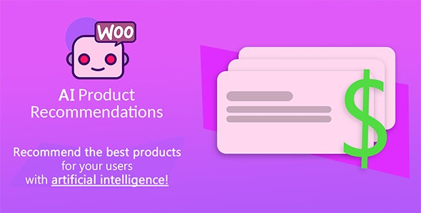 Download AI Product Recommendations for WooCommerce v1.2.5 - WooCommerce plugin Free / Nulled