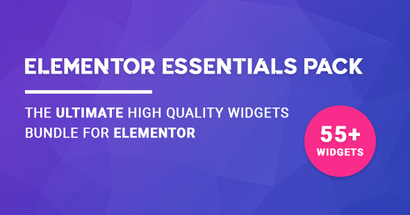 Download Essential Addons v3.6.4 - for Elementor Free / Nulled
