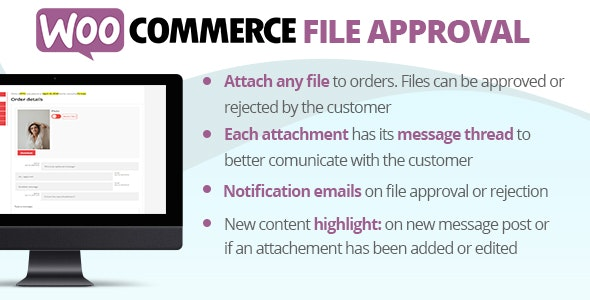 Download WooCommerce File Approval v1.1 - WooCommerce plugin Free / Nulled