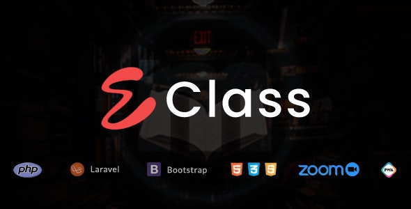 Download eClass v1.7 - Learning Management System Free / Nulled