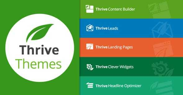 Download Thrivethemes Full Plugins Pack v1 - Updated Free / Nulled