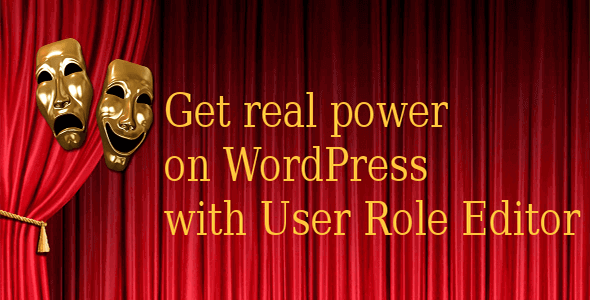 Download User Role Editor Pro v4.56 - WP Plugin Free / Nulled