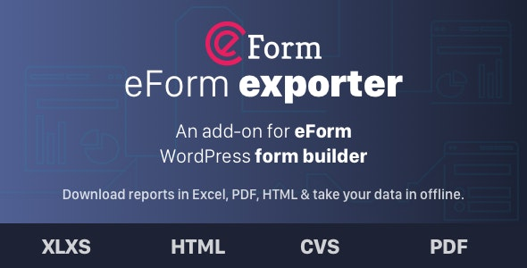 Download Exporter for eForm v1.6.2 - Reports & Submissions Free / Nulled