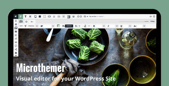 Download MicroThemer v6.1.1.5.2 - WordPress CSS Editor Free / Nulled