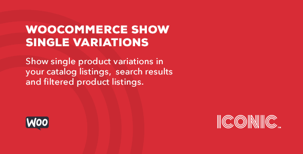 Download Show Single Variations Premium v1.1.19 - WooCommerce plugin Free / Nulled