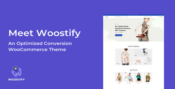 Download Woostify v1.5.7 - + Pro Addon v1.2.5 Free / Nulled