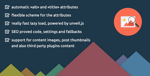 Download SEO Friendly Images Pro for WordPress v4.0.4 - WP Plugin Free / Nulled