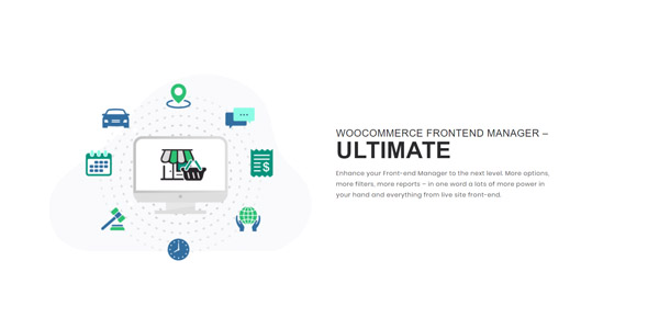 Download WooCommerce Frontend Manager Ultimate v6.4.10 - WooCommerce plugin Free / Nulled