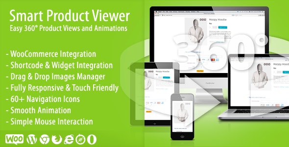 Download Smart Product Viewer v1.5.2 - WP Plugin Free / Nulled