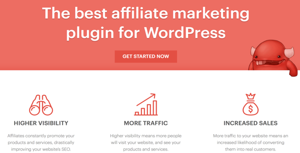 Download AffiliateWP  v2.5.3 - WP Plugin Free / Nulled