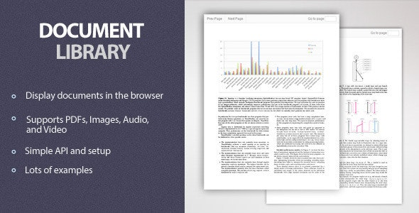 Download Document Library  v1.0 - Nulled Free / Nulled