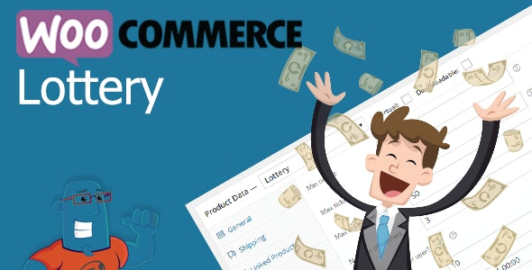 Download WooCommerce Lottery v1.1.23 - Prizes and Lotteries Free / Nulled