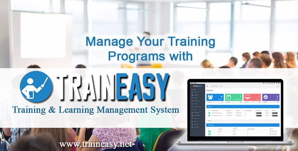 Download TrainEasy v3.2 - Training & Learning Management System Free / Nulled