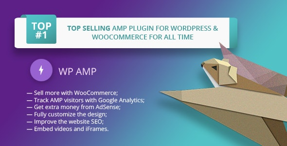 Download WP AMP v9.3.7 - Accelerated Mobile Pages Free / Nulled