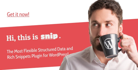 Download SNIP  v2.17.3 - Structured Data Plugin for WordPress Free / Nulled