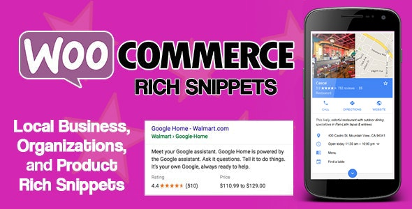 Download WooCommerce Rich Snippets v2.4.4 - Local SEO & Business SEO Plugin Free / Nulled