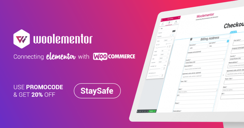 Download Woolementor Pro v1.3.0 - Connecting Elementor with WooCommerce Free / Nulled