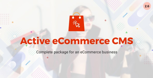 Download Active eCommerce CMS v2.6 - Nulled Free / Nulled