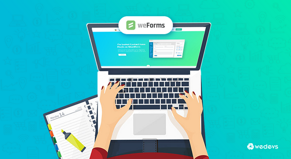 Download weForms Pro v1.3.11 - Experience a Faster Way of Creating Forms Free / Nulled