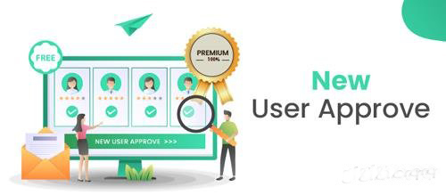 Download New User Approve Premium v1.8 - Nulled Free / Nulled