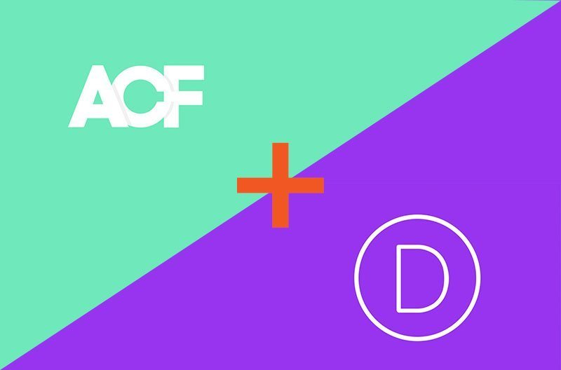 Download Advanced Custom Fields (ACF) Module for the Divi Builder v3.7 - WP Plugin Free / Nulled