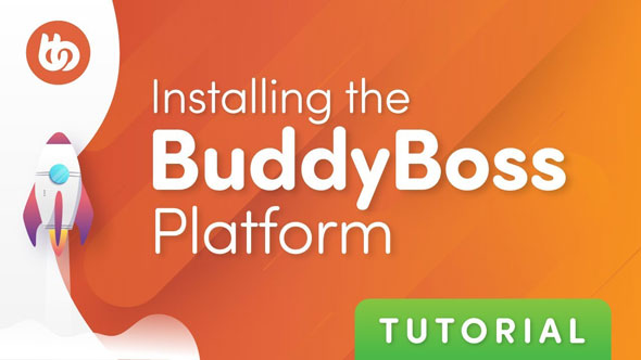 Download BuddyBoss Platform v1.3.5 - WordPress Plugin for BuddyBoss Theme Free / Nulled