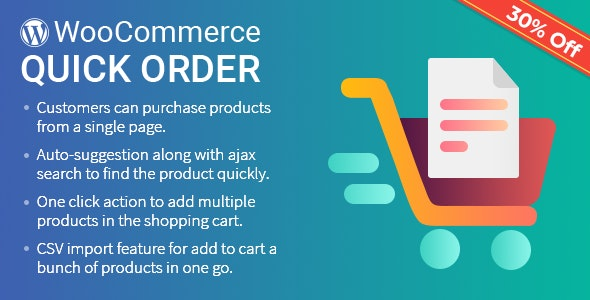 Download B2B Quick Order Plugin for WooCommerce v1.1.3 - WooCommerce plugin Free / Nulled