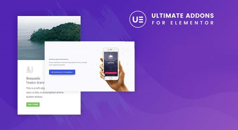 Download Ultimate Addons for Elementor v1.24.3 - WP Plugin Free / Nulled