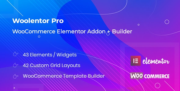 Download WooLentor Pro v1.4.1 - WooCommerce Elementor Addons Free / Nulled