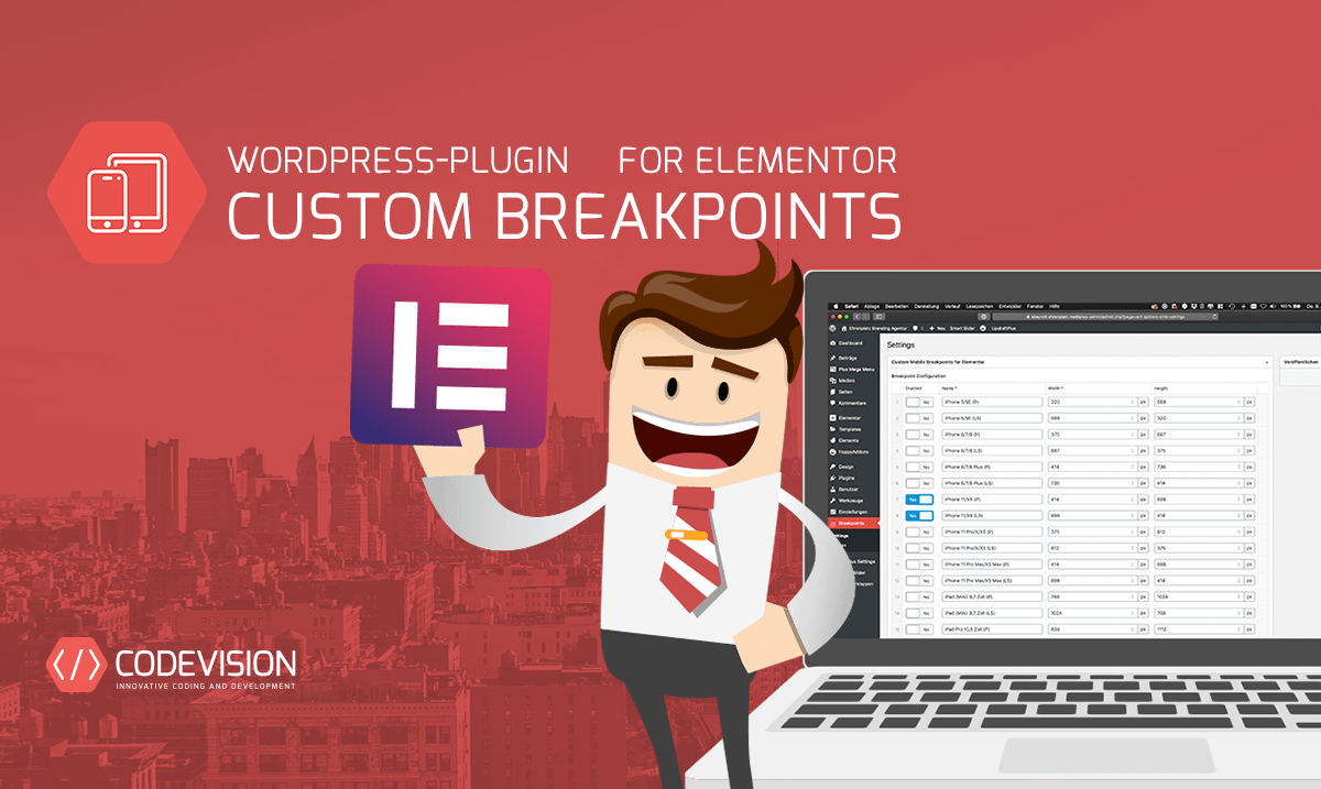 Download Custom Mobile Breakpoints for Elementor v1.0.1 - Nulled Free / Nulled