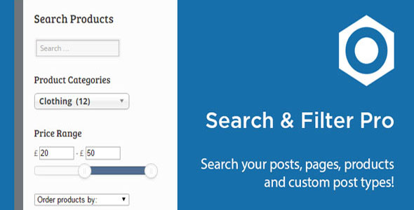 Download Search & Filter Pro v2.5.1 - The Ultimate WordPress Filter Plugin Free / Nulled