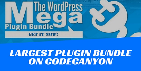 Download Mega WordPress 'All-My-Items' Bundle by CodeRevolution v6.6 - WP Plugin Free / Nulled