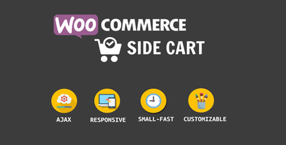 Download Side Cart For WooCommerce Pro v2.3 - WooCommerce plugin Free / Nulled